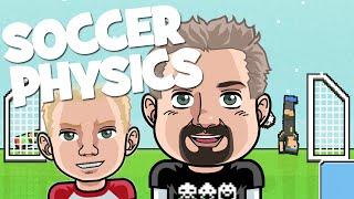 iSi Pelaa | Soccer Physics ft. Aaron